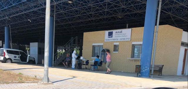Ηγουμενίτσα: Αρνητικά 1.200 τεστ στο λιμάνι