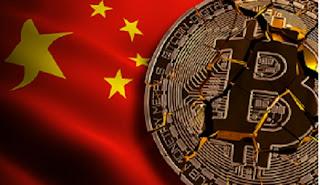 China derruba Bitcoin ao declarar ilegal atividades de trade com criptomoedas