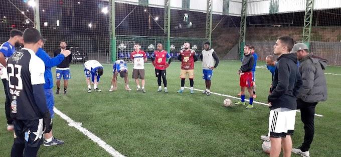 CACHOEIRINHA | Futebol 7 do Onze Unidos treina com foco na Recopa dos Campeões