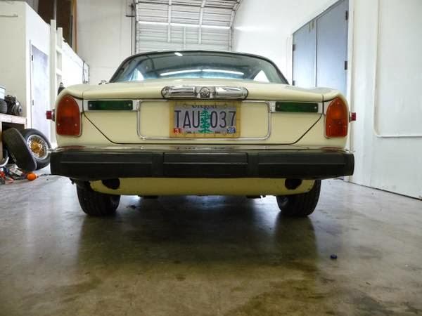 Just A Car Geek: 1975 Jaguar XJ12C