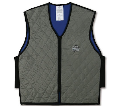 Perfect Gadgets To Keep You Cool - Evaporative Cooling Vest