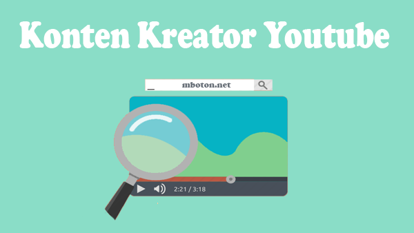 Konten Kreator Youtube