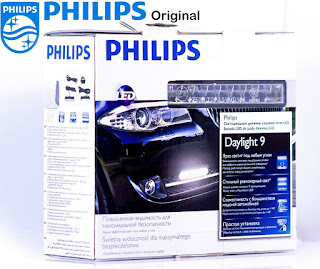 Philips LED DayLight 9 Car Universal Daytime Running Lights, DRL, Control Block