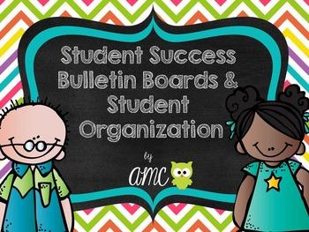 https://www.teacherspayteachers.com/Product/Student-Success-Bulletin-Boards-and-Student-Organization-Editable-1351713