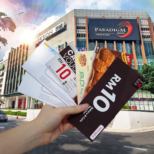 7.7 Irresistible Deals WCT Malls Paradigm Mall Johor Bahru