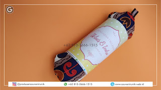 souvenir tahlil 40 hari | +62 813-2666-1515