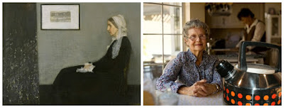 Whistlers Mother Getty Museum Challenge