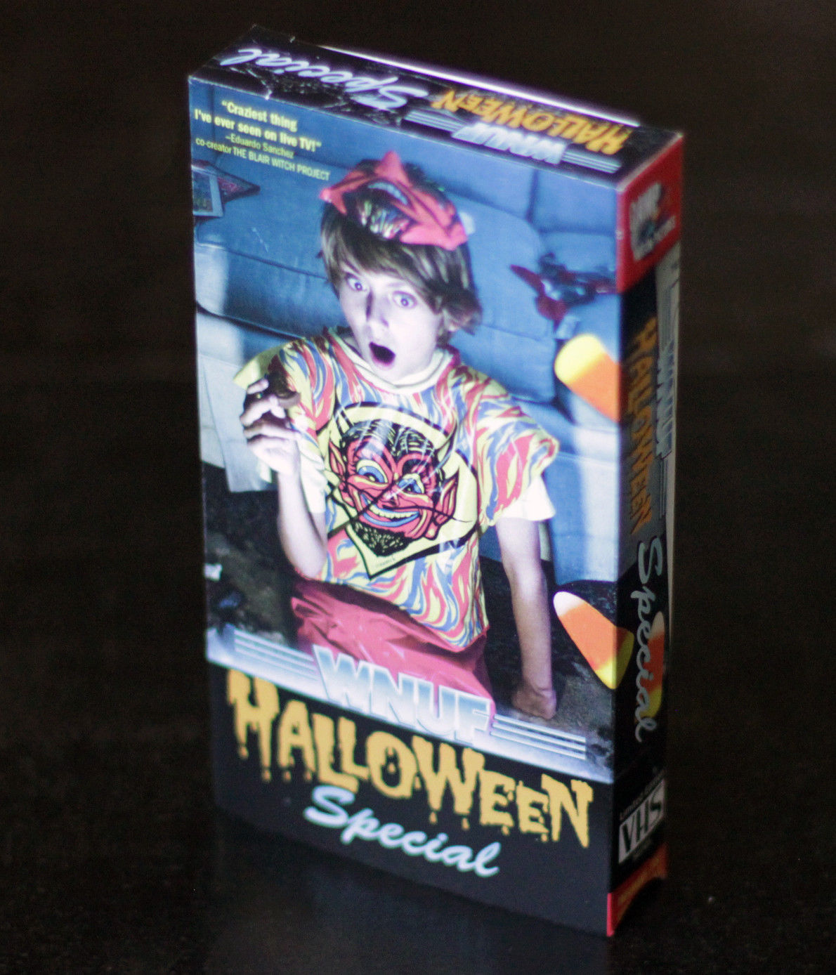 The Horrors of Halloween: Buy WNUF HALLOWEEN SPECIAL (2013) on VHS