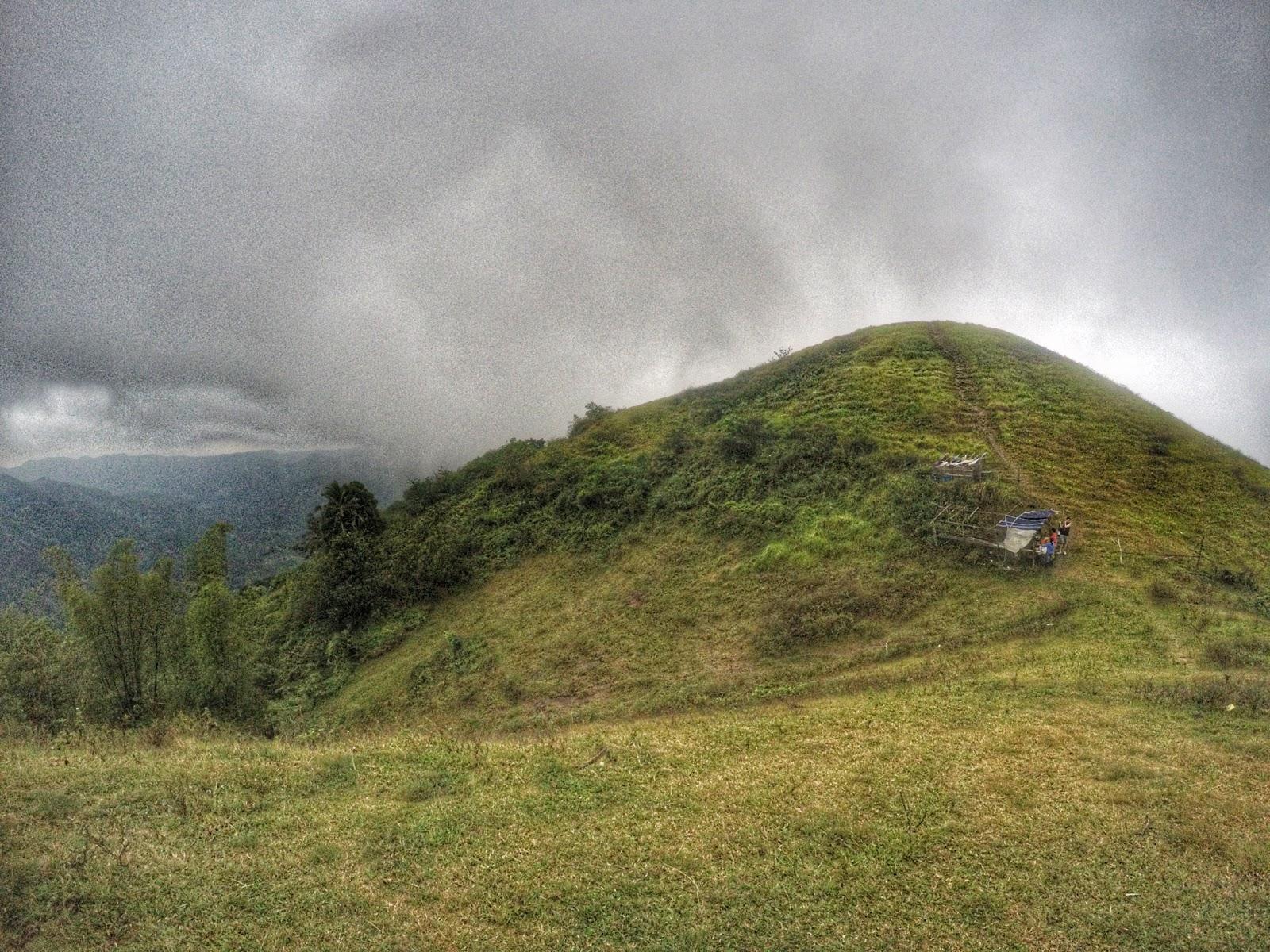 Dayhike At Mt Naupa