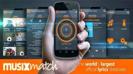 Cara Menampilkan Lirik Lagu Otomatis [Musixmatch] 1