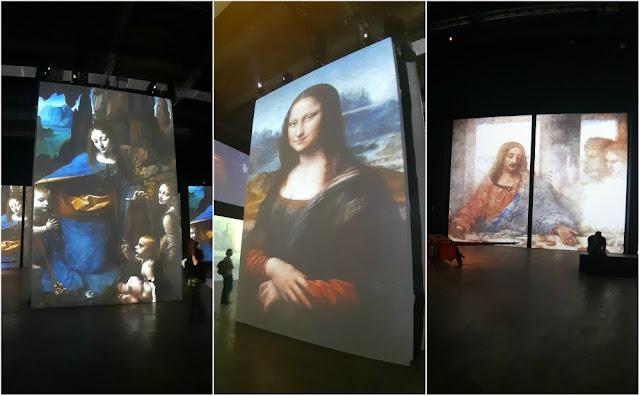 """""""Leonardo da Vinci - 500 anos de um gênio"""" no novo MIS Experience em São Paulo"""