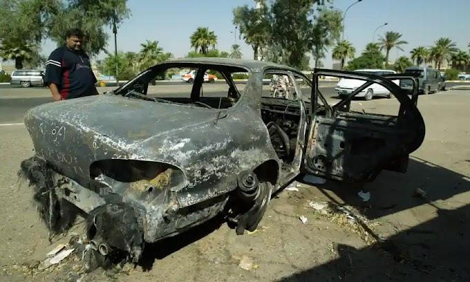 ट्रम्प ने ब्लैकवॉटर ठेकेदारों को इराक के नागरिकों के नरसंहार के लिए जेल में डाल दिया