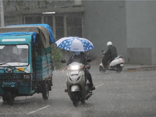 Monsoon forecast: No chance of rains in the state next week, so far three and a half inches of rain has been recorded