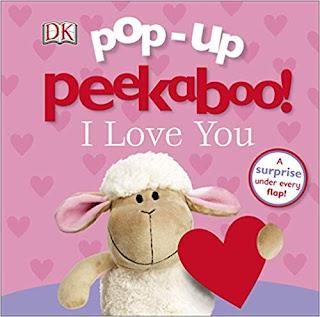 Peek A Boo I Love You Pop Up Book