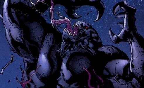 fakta Venom Versi Ultimate