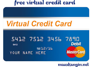 More about Virtual Credit Card
