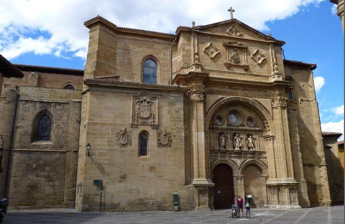 Catedral de Santo Domingo de la Calzada.