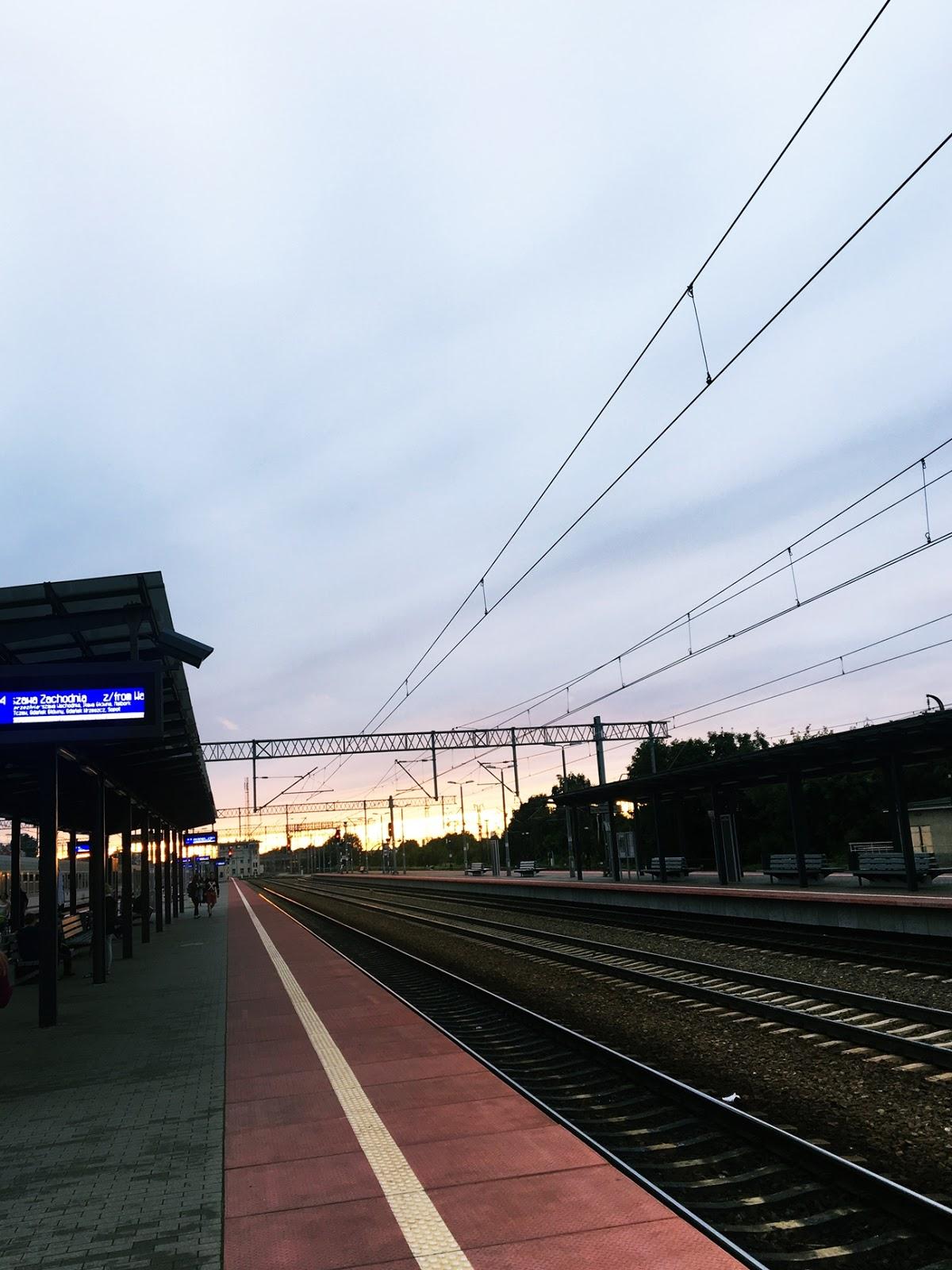 dworzec w gdyni