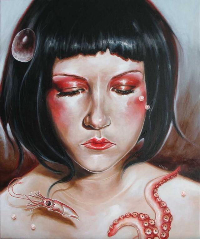 Портреты сильных женщин. Edith Lebeau 21