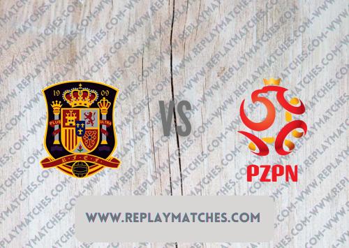 Spain vs Poland -Highlights 19 June 2021