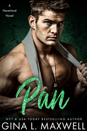 Book Review: Pan (Neverland #1) by Gina M. Maxwell + Teaser and GIVEAWAY