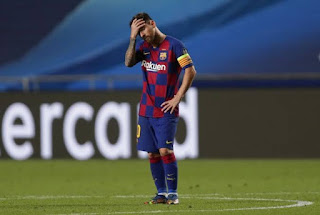 Messi set to leave in 2021 if Barcelona don't make complete overhaul