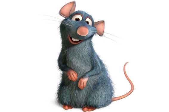 Dongeng Binatang Seekor Tikus dan Orang Suci