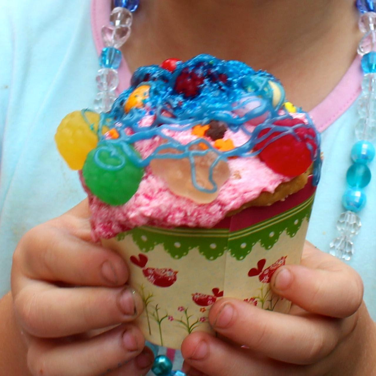 Green Gourmet Giraffe Diy Cupcake Decorating