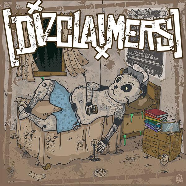 "Dizclaimers stream new EP ""Dizclaimers"""