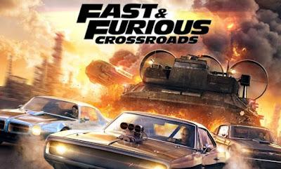 cheat fast furious crossorads