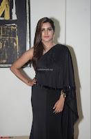Pavani Reddy in Black Saree Sleeveless Choli ~  Exclusive 05.JPG