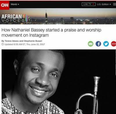 Hallelujah Challenge, Nathaniel Bassey, #HalleluyahChallenge, CNN, News, Worship, Prayer,