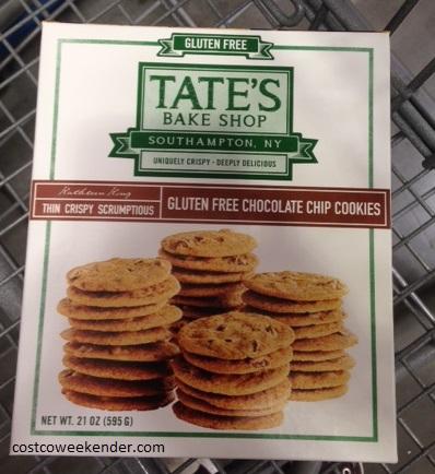 Tate S Bake Shop Gluten Free Chocolate Chip Cookies