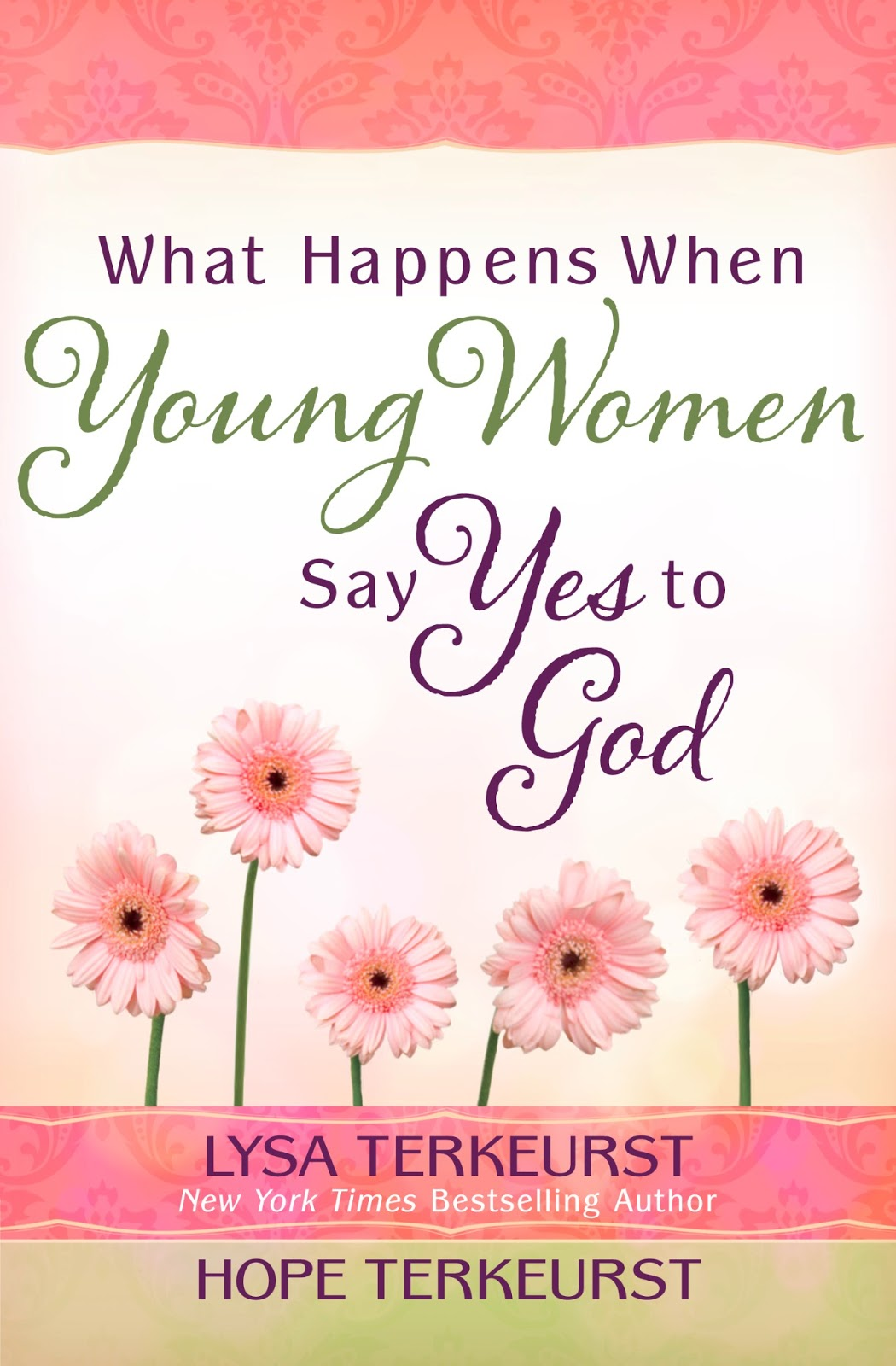 Bestselling author Lysa TerKeurst invites young women on the unforgettable  adventure of saying yes to God as she shares real-life illustrations, ...