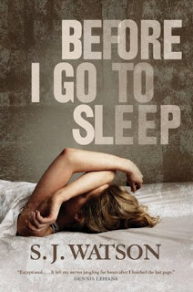 Before I Go To Sleep by SJ Watson review
