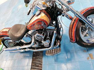 lavado a mano de motos Zaragoza