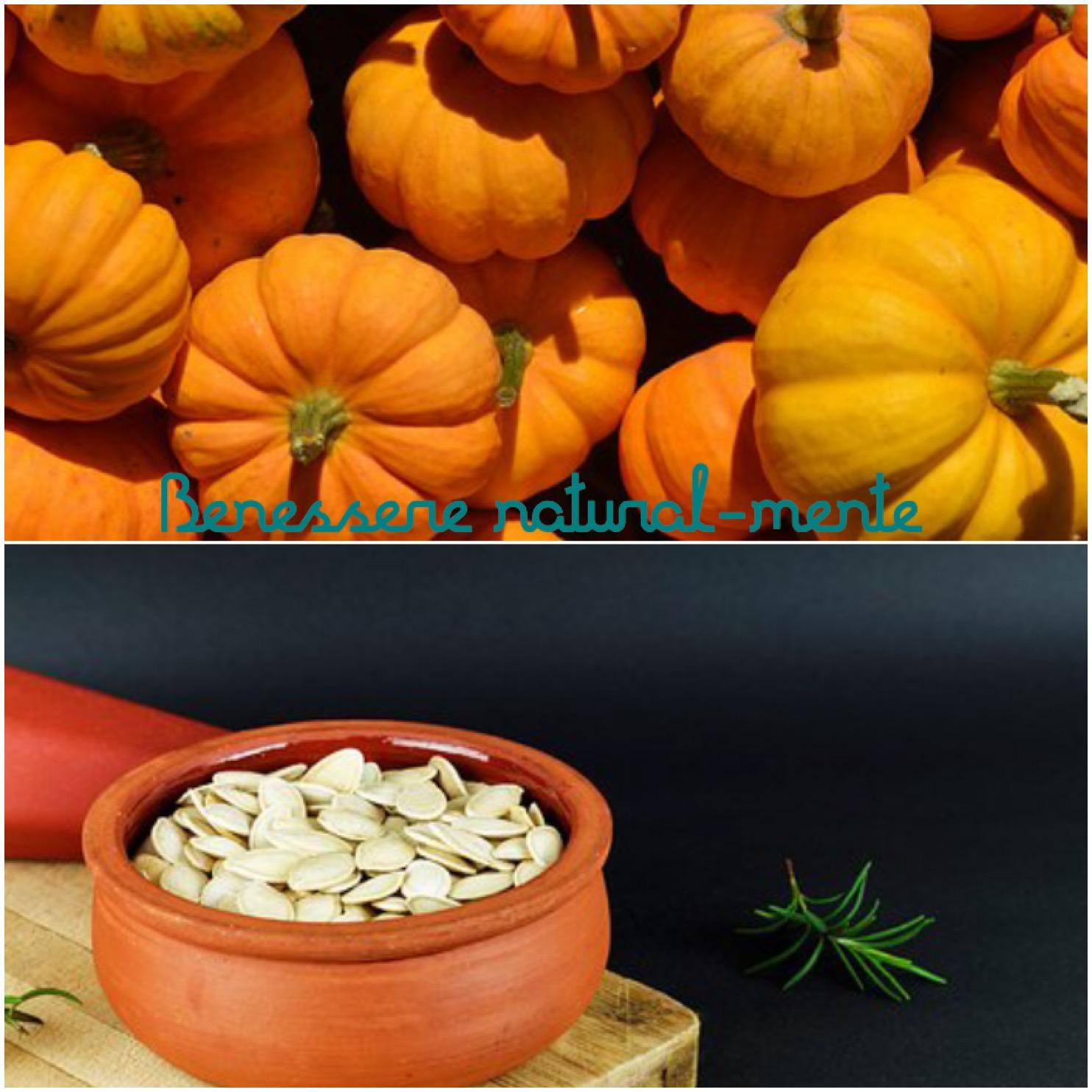 benessere della prostata semi di zucca 2