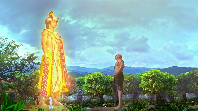 Radha Krishn: Krishna - Arjun Gatha S3 E09 11 Nov full Episode