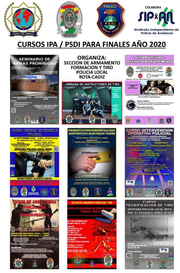 Cursos IPA PSDI 2020 IPM