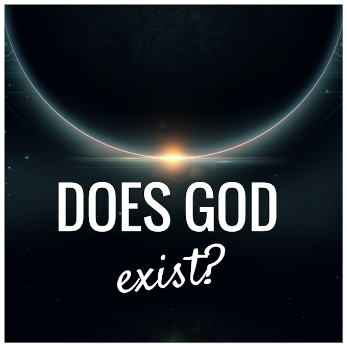 Is God In Existence? How Do You Know It?