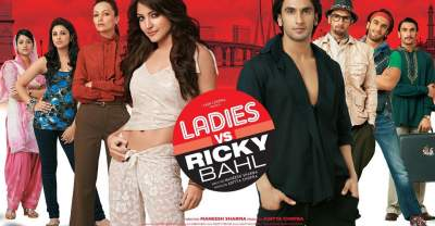 Ladies vs Ricky Bahl 2011 Hindi Full Movies Free Download 480p HD