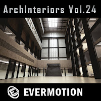 Evermotion Archinteriors vol.24室內3D模型第24季下載