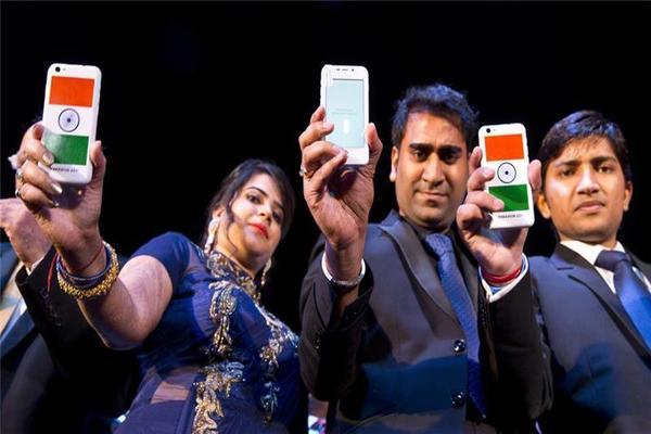 الهند تتجاوز أمريكا و تصبح ثاني سوق للهواتف الذكية في العالم