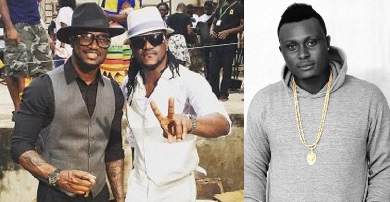 "P-square stole my song, called it ""Bank Alert"", Ghanaian musician fumes"