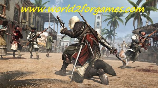 تحميل لعبة Assassin's Creed IV: Black Flag للكمبيوتر