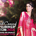 Orient Textiles Spring Summer Collection 2nd Edition 2014 For Women
