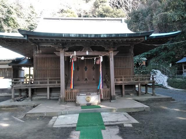 洲崎神社の写真