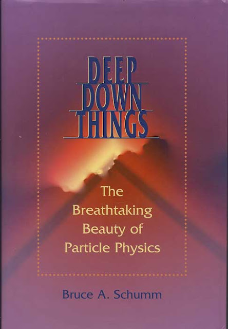 "Palmia Observatory Resident Astronomer picks up ""Deep Down Things"" by Bruce Schumm"