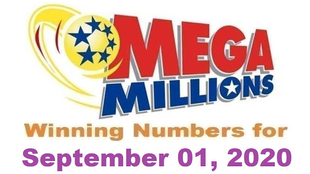 Mega Millions Winning Numbers for Tuesday, September 01, 2020