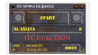 INJECT XL AXIS 2017 (JTC SIMPLE XL AXIS) PC